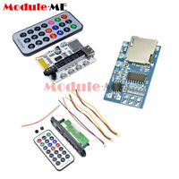 Wireless Bluetooth MP3 Sound Decoder Board Audio USB TF FM Radio For MicroSD Car