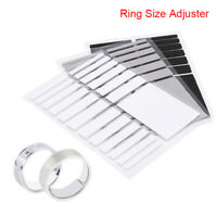 5 Sheet DIY Ring Size Adjuster Set Insert Guard Tightener Reducer Jewelry To NTP