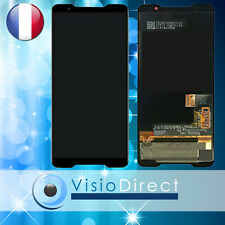 """Ecran complet Vitre tactile + LCD pour Asus Rog Phone ZS600KL 6"""" NOIR"""