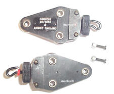 2 x Oxygen Mask Hooks to fit RAF G-Type Flight / Flying Helmets (582)