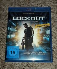 """Lockout"" Blu-ray,  Guy Pearce, Maggie Grace"