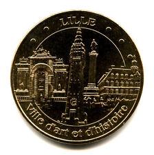 59 LILLE Ville d'art, 2010, Monnaie de Paris