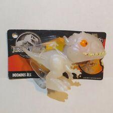 "Jurassic World Snap Squad Indominus Rex Variant Translucent 2.5"" Figure Mattel"