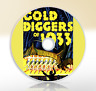 Gold Diggers of 1933 DVD Classic Musical Comedy Movie / Film Joan Blondell
