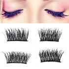 1 Pair Fashion 3D Mink Magnetic False Eyelashes Natural Soft Women Makeup