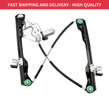 Power Window Regulator With Motor Front Left Driver Side for Ford Focus 00-07