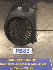 SYM MX 125 engine cooling cover