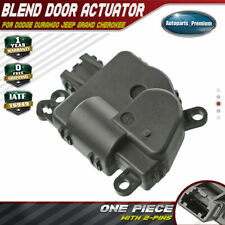 HVAC Heater Blend Door Actuator for Grand Cherokee Durango 2011-2013 68079488AA