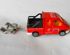 Ford Transit Jack's Recovery Breakdown Truck 1/64 Majorette Diecast Majorette
