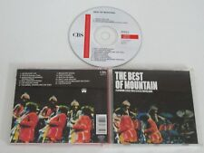 MOUNTAIN/BEST OF MOUNTAIN(CBS 466335 2) CD ALBUM
