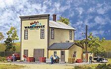 HO Gold Ribbon Serie Easy-to-Build Wally's Warehouse
