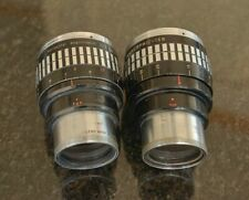 2 x Keihan Opt Co Anamorphic projection lenses RELISTED