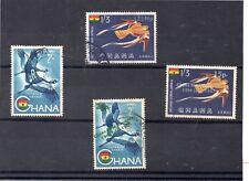 Ghana Fauna Aves Series del año 1959 (DK-686)