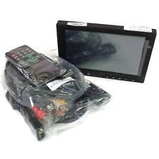 "Xenarc 706TSA 7"" TFT LCD Touchscreen Monitor w/ Cables & Remote *No Adapter/Base"