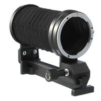 Macro Extension Bellows for CANON EOS EF MOUNT camera lens 5D 30D 20D 10D 400D