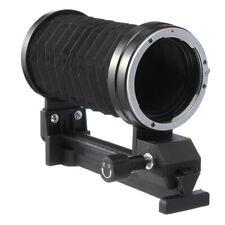 Macro Extension Fold Bellows Close-up for Canon EF EOS Mount Lens DSLR Camera