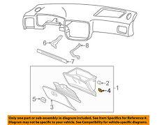 Honda Genuine 77551-S01-A01 Glove Box Frame
