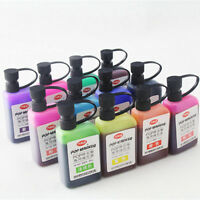 25ml Refill Alcohol Ink For Refilling POP Poster Advertising Marker Pen 4 Colors