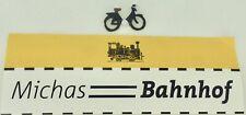 Fahrrad Holz Preiser 50er 1:87 H0 GD1 PR262 å