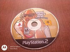 Sony PlayStation 2 PS2 Disc Only Tested Grand Theft Auto San Andreas GTA Ships F