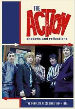 ACTION - SHADOWS AND REFLECTIONS COMPLETE RECORDINGS 1964 - 1968 4 CD NEUF