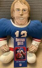 Buffalo Bills-1990 Media Guide