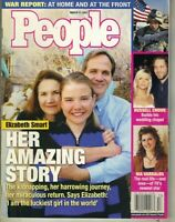 People Magazine Elizabeth Smart: Her Amazing Story March 31 2003 RUSSELL CROWE