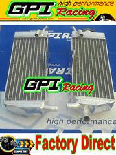 aluminum Radiator HONDA CR250 CR 250 CR250R CR 250R 88-89 1988 1989