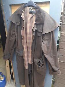 Wax Cotton Stalkmans Jacket Xl