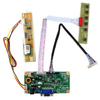 "VGA LCD Controller Board Work For 14.1"" 20Pin L141X1 1 1024X768 LCD Screen"