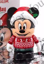 NEW Disney Vinylmation Holiday 2015 Eachez Mickey Mouse Non-Variant - Christmas