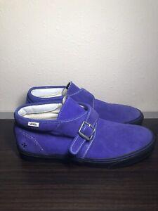 VANS NOAH Chukka Suede Vault Originals Sophnet Cdg Purple size 13 Rare