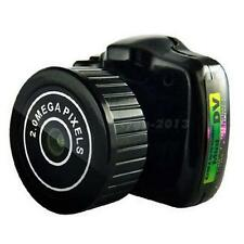 Mini Small Spy Hidden Camera Camcorder Video Recorder Security Pinhole Webcam LS