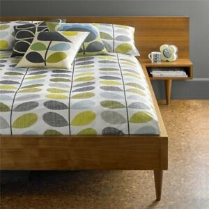 Orla Kiely Stem Duvet Cover, Pillow Cases,Cushion and Curtains - Sold Separately