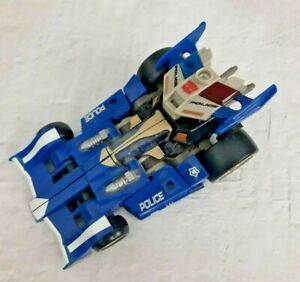 Transformers Energon Deluxe Prowl Blue Police Vehicle Car Action Figure