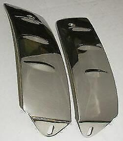 1955 1956 Ford Passenger Body Side Stone Guards * Fairlane Customline Victoria