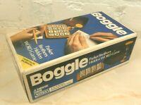 BOGGLE Hidden Word Game 1976  Parker Brothers Metrotoy Vintage Retro COMPLETE