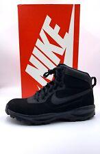 🔥 Black Nike Manoa Manoadome Hiking Shoes / Boots Men's Sizes 8.5 9.5 10