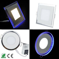 Modern 10W 15W 20W Acrylic LED Recessed Ceiling Panel Down Spot Light Lighting