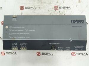 Emerson SOLA SDU 850 Industrial UPS
