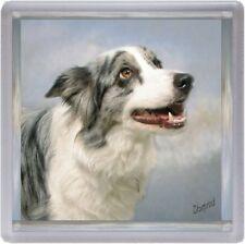 Border Collie Dog Coaster No 9 by Starprint