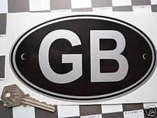 GB 7in Classic Car Sticker MGB DB5 Cobra Jaguar E Mk2 +