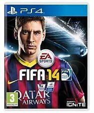FIFA 14 (Sony Play Station 4 PS4, 2013)