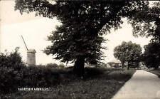 Norton Lindsey near Warwick. Lane & Windmill.