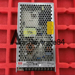 1PC MEAN WELL LRS-200-48 48V 4.4A Switching Power Supply NEW