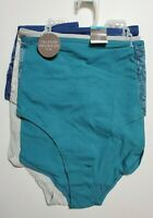 Secret Treasures Ladies Plus Hipster Underwear Cotton 3 Pairs S 13 14 NWT FAST