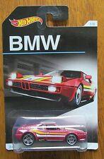 BMW... Hot Wheels... BMW M1...Mattel