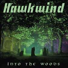 Hawkwind - Into The Woods NEW CD