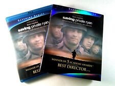 Saving Private Ryan (Blu-ray 2-Disc, Sapphire Series) w/ Slipcover *Brand New*