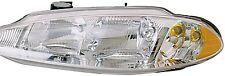 Headlight Lens Left 1590448 For Dodge Intrepid 2002-98